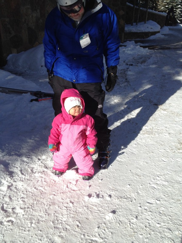 Not so sure about this snowsuit